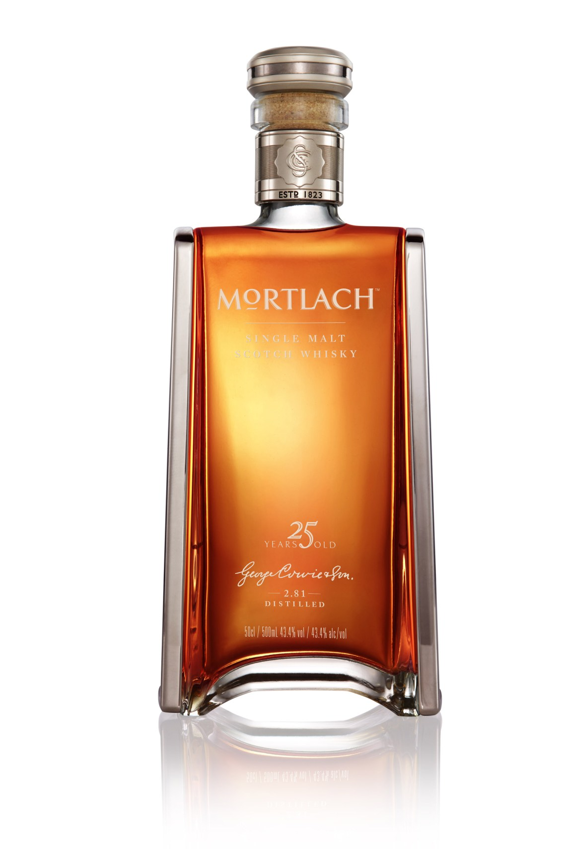 Mortlach 25 Years Old