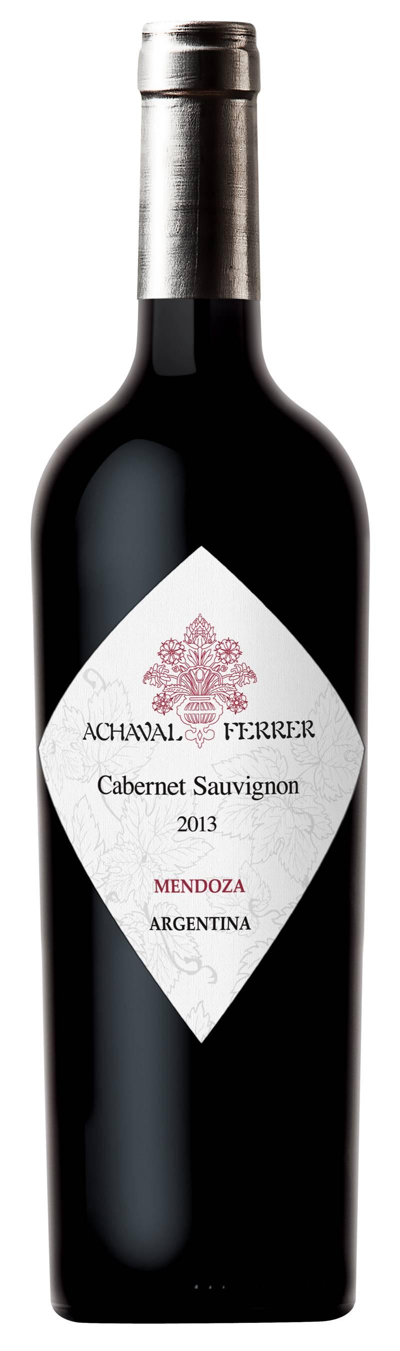 2013 Achaval Ferrer Cabernet Sauvignon Mendoza