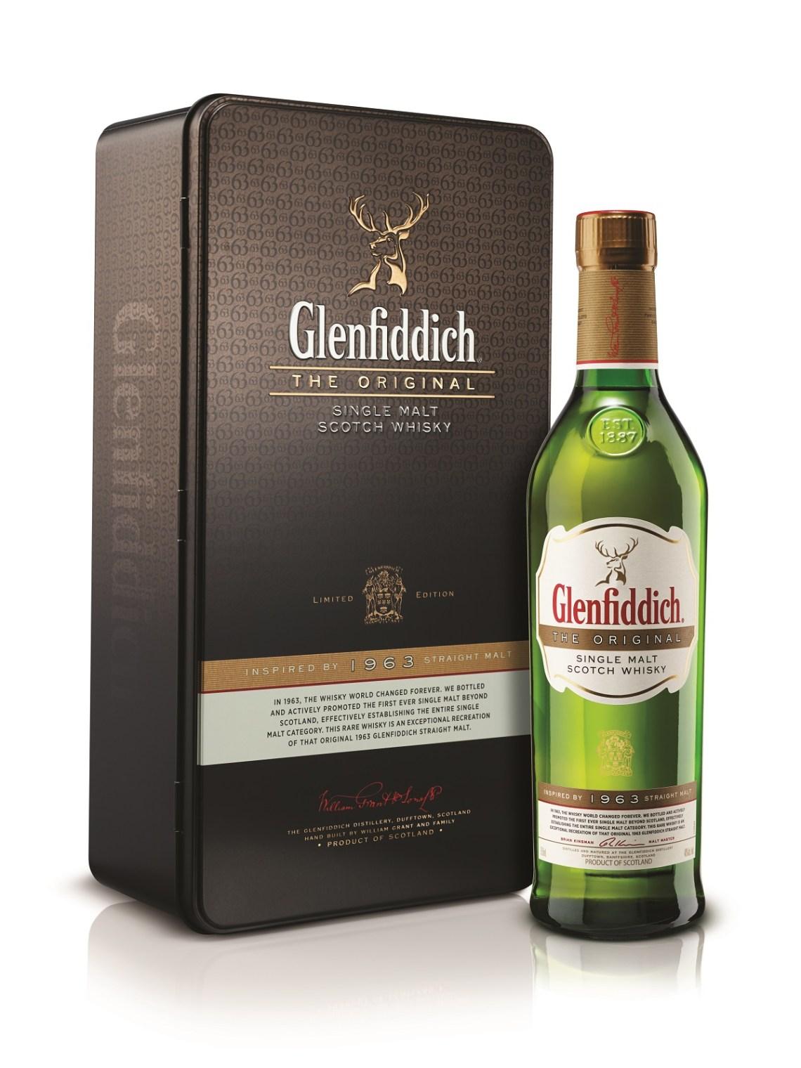 """Glenfiddich """"The Original"""""""