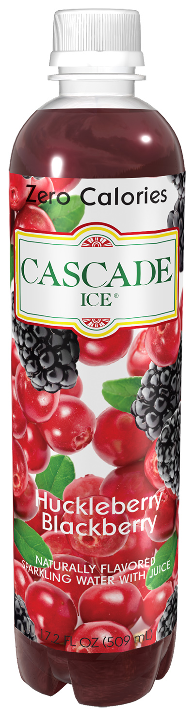 Cascade Ice Huckleberry Blackberry
