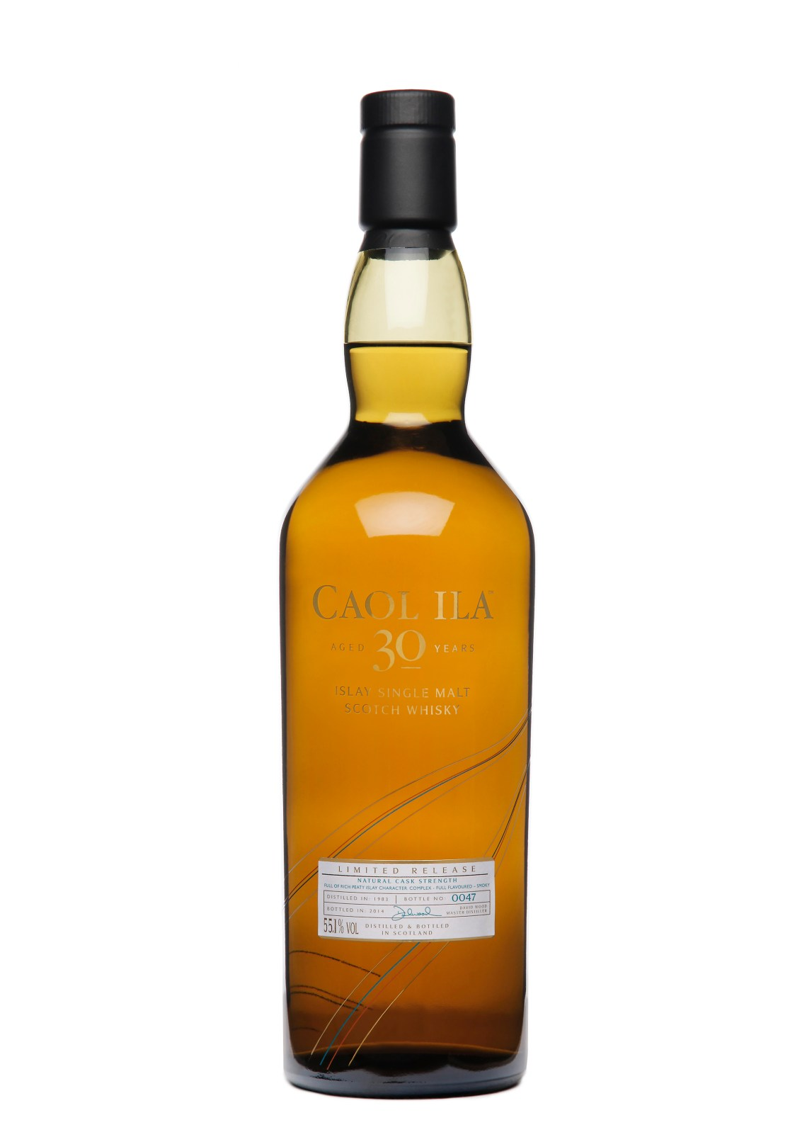 Caol Ila 30 Years Old Limited Edition 2014