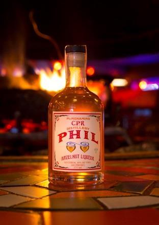 McMenamins Phil Hazelnut Liqueur