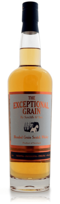 The Exceptional Grain - Blended Grain Scotch Whisky