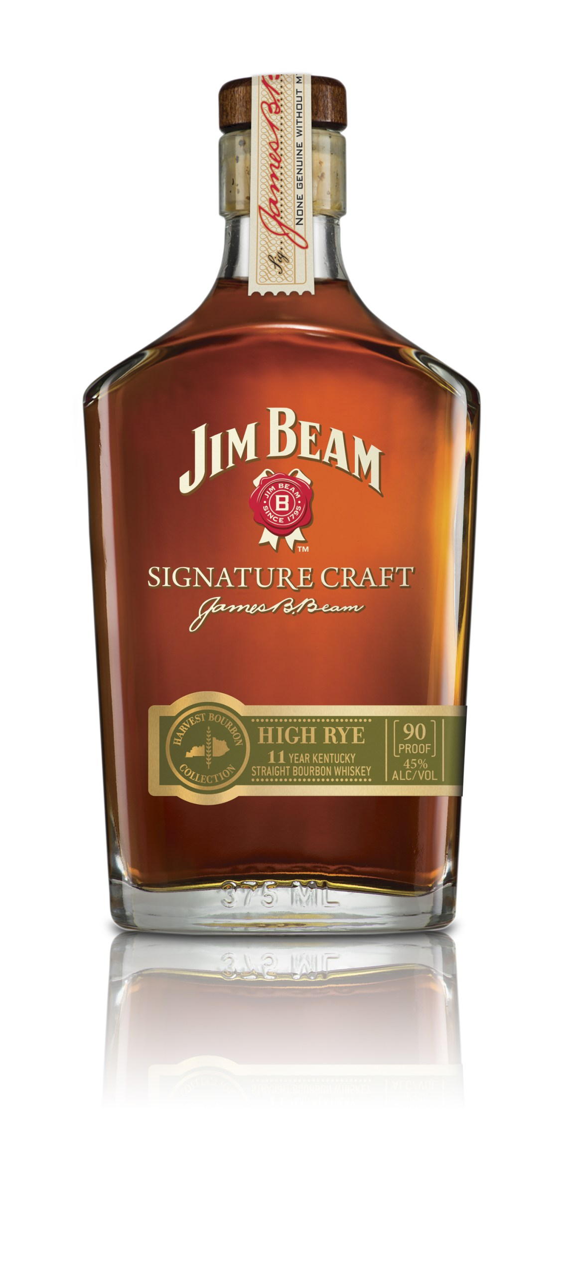 Jim Beam Signature Craft Harvest Bourbon Collection – High Rye