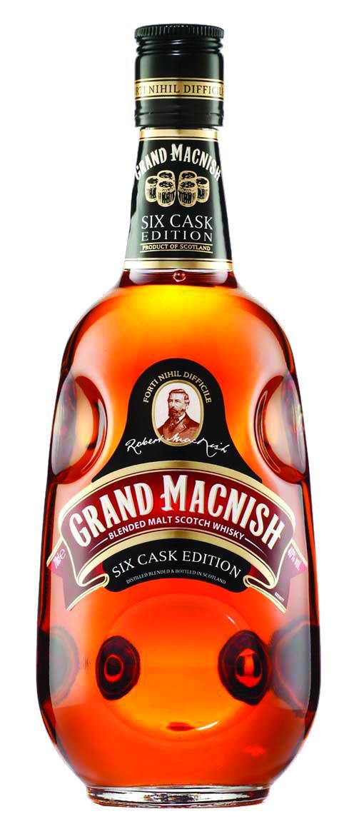 Grand Macnish Six Cask Edition