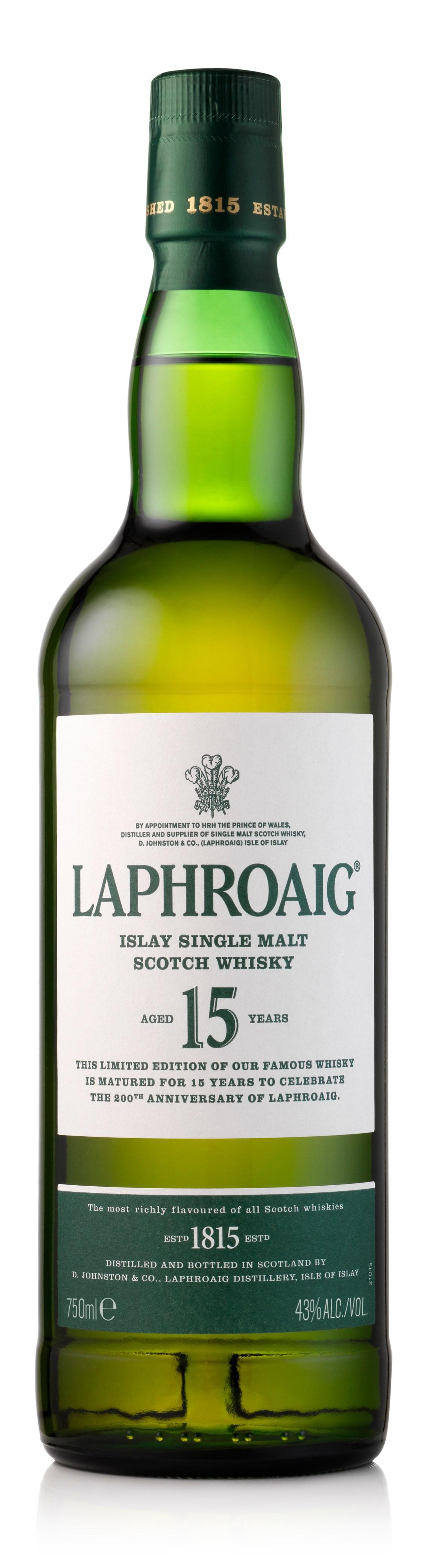 Laphroaig 15 Years Old
