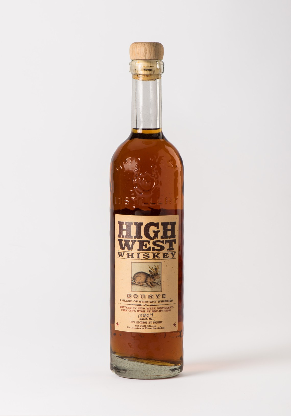 High West Bourye (2015)