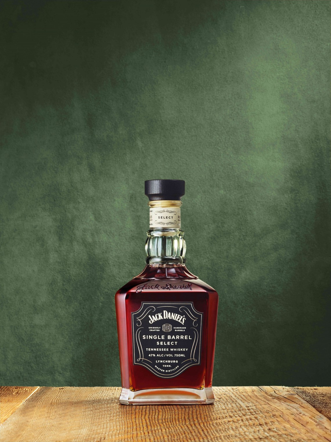 Jack Daniel's Single Barrel Select Tennessee Whiskey (2015)