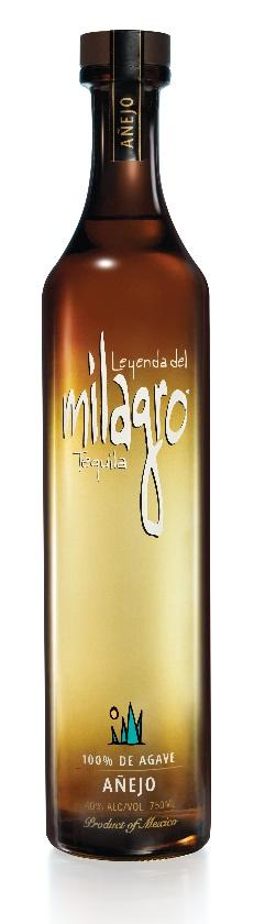 Milagro Tequila Anejo