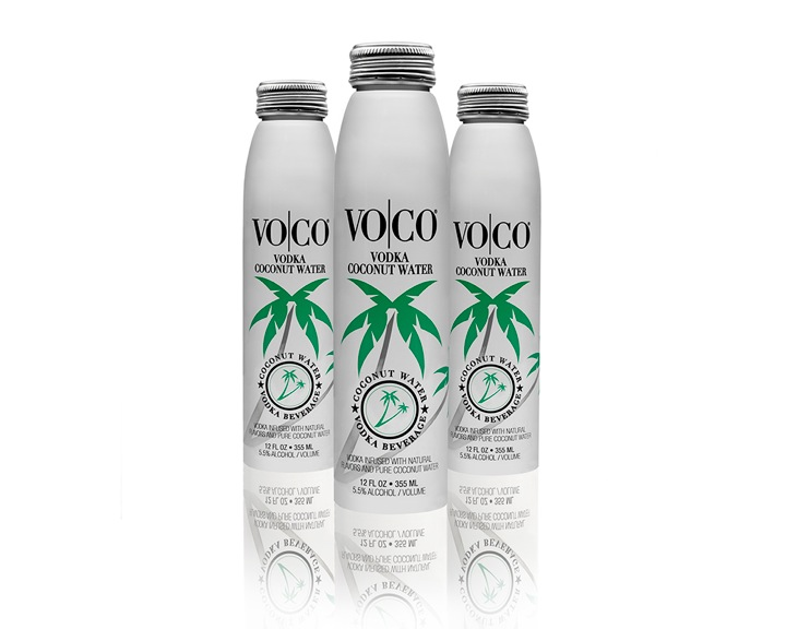 VOCO Vodka Coconut Water
