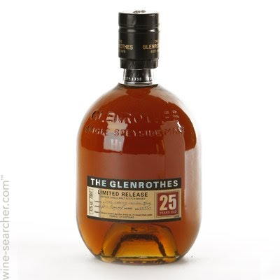 The Glenrothes 25 Years Old Limited Release