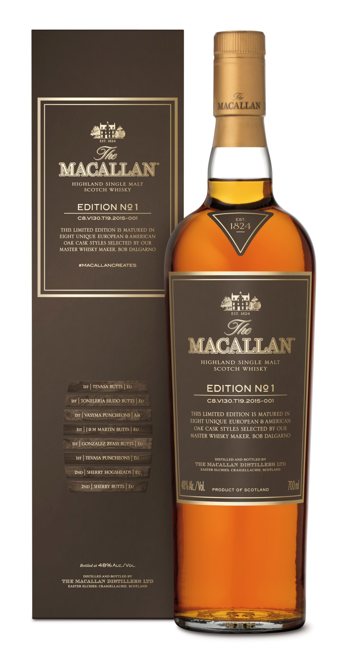 The Macallan Edition No. 1