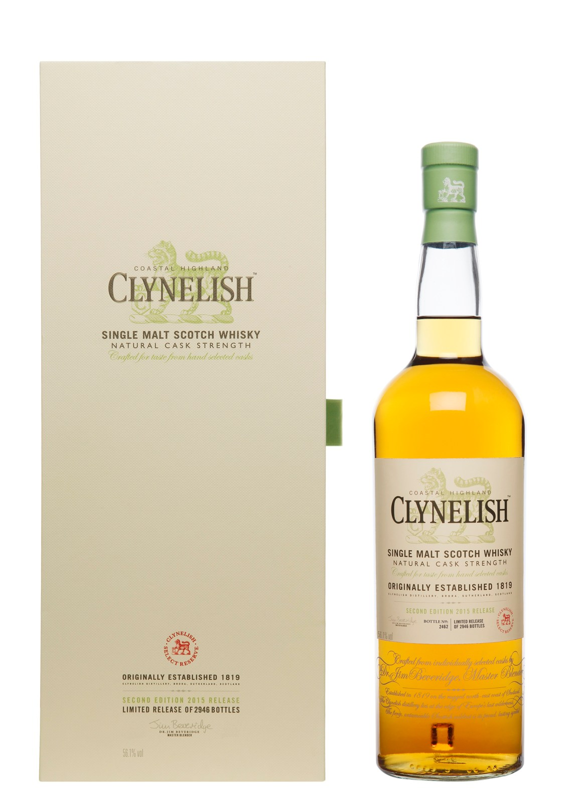Clynelish Select Reserve Limited Edition 2015