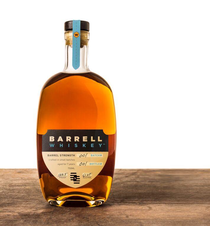 Barrell WhiskeyBatch 001