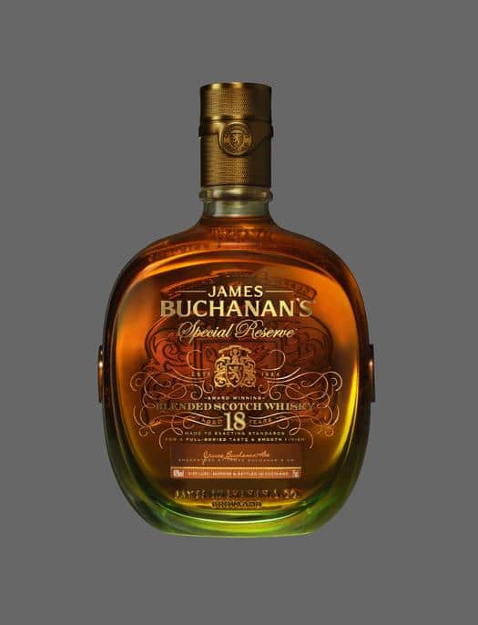 James Buchanan's Special Reserve 18 Years Old