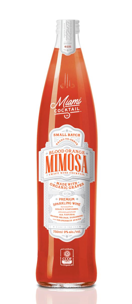 Miami Cocktail Co. Blood Orange Mimosa