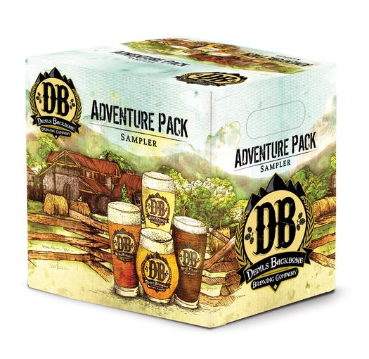 Devils Backbone Five Apostles Saison Belgian-Inspired Farmhouse Ale