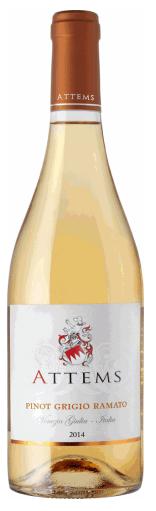 2014 Attems Pinot Grigio Ramato