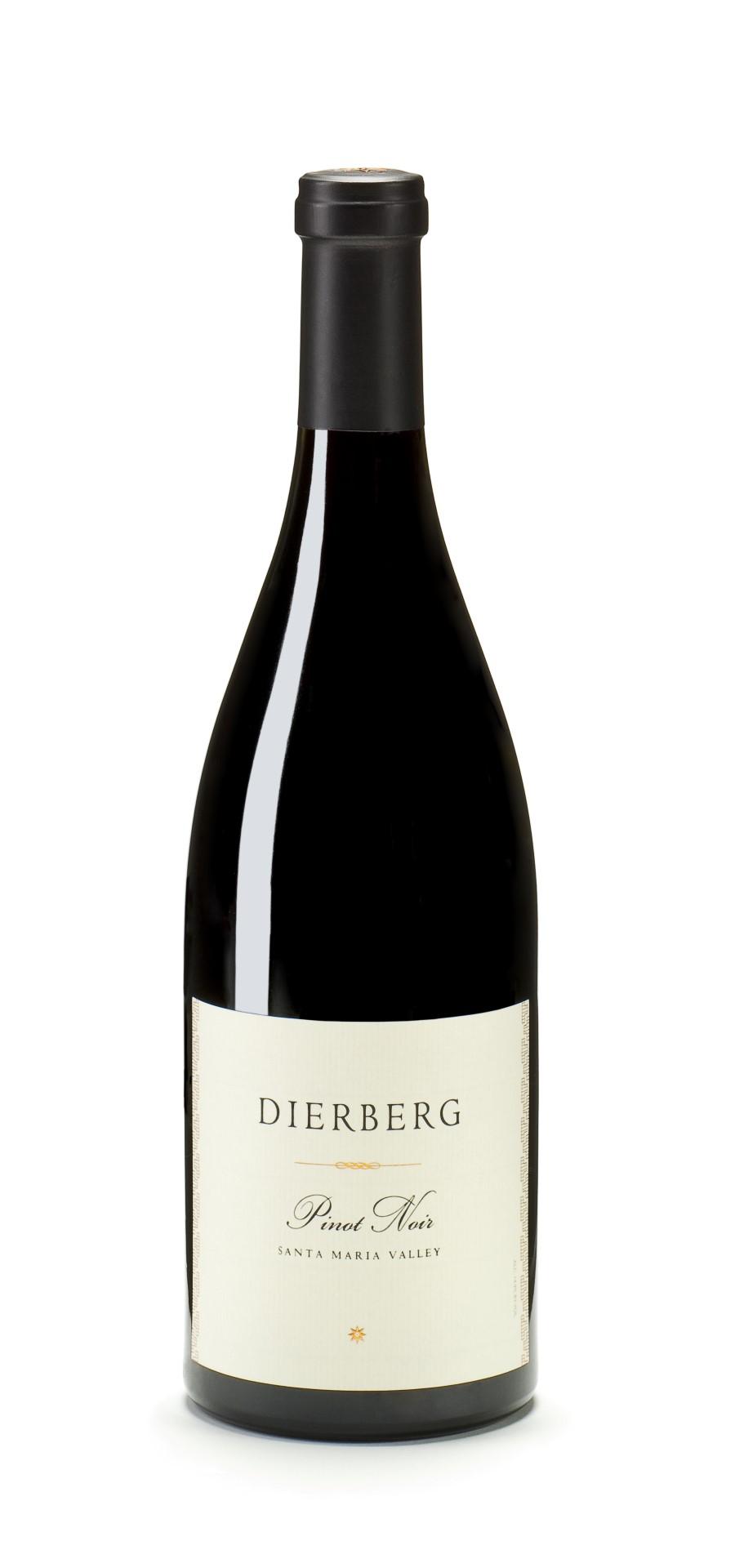 2013 Dierberg Pinot Noir Santa Maria Valley Dierberg Vineyard
