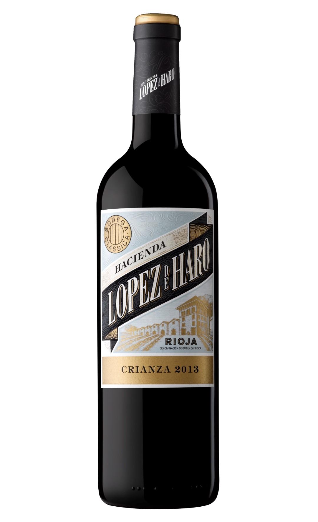2013 Hacienda Lopez de Haro Rioja Crianza