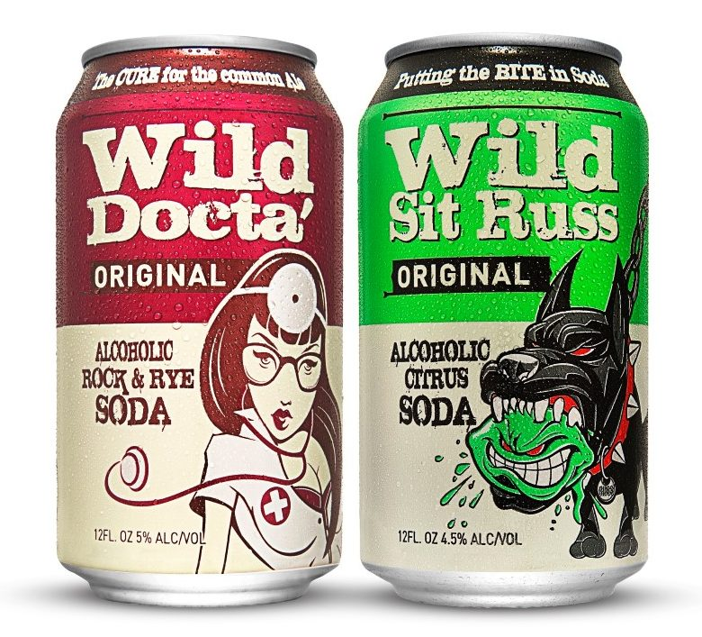 Wild Docta' Original Rock & Rye Soda