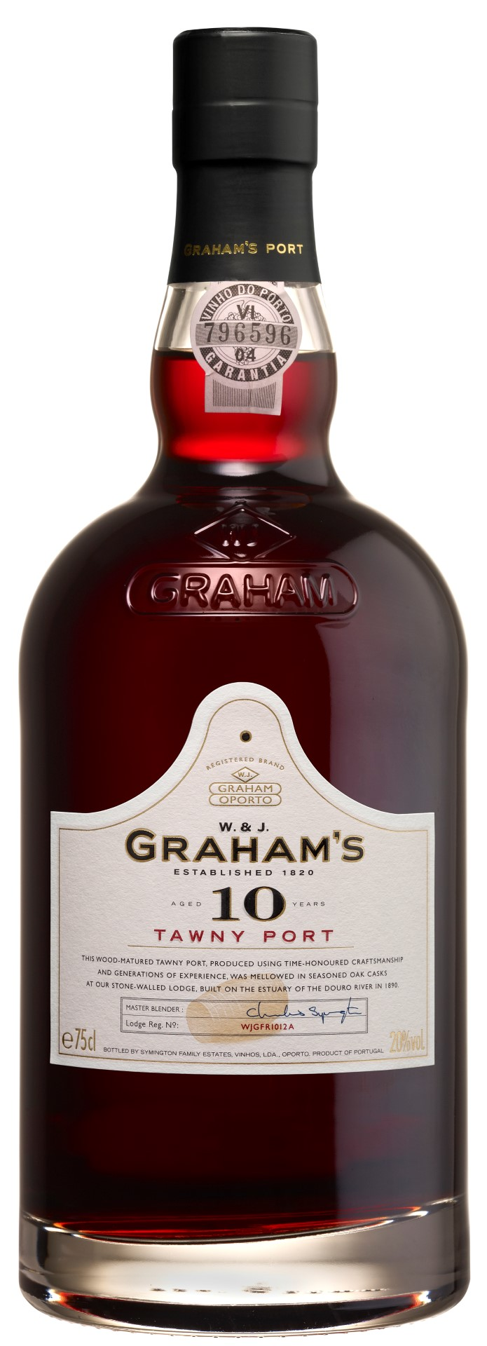Graham's Tawny Port 10 Years Old (2016)