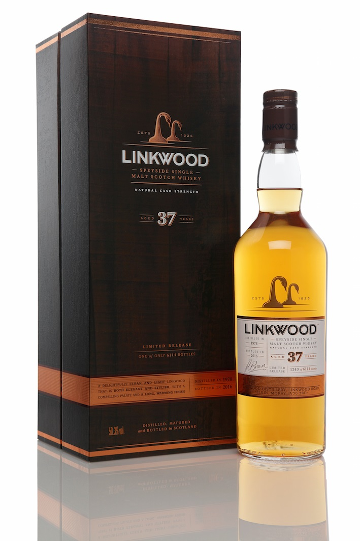 Linkwood 37 Years Old Limited Edition 2016