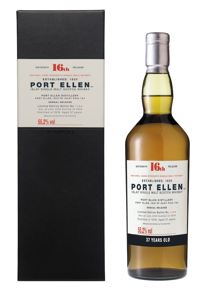 Port Ellen 37 Years Old Limited Edition 2016