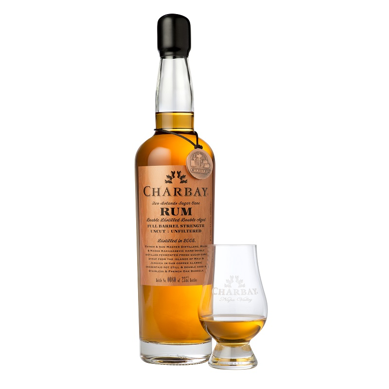 Charbay Double Aged Rum (2018)