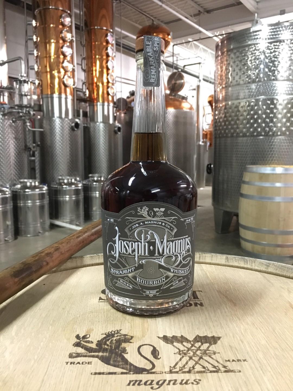Joseph Magnus Straight Bourbon Whiskey (2017)