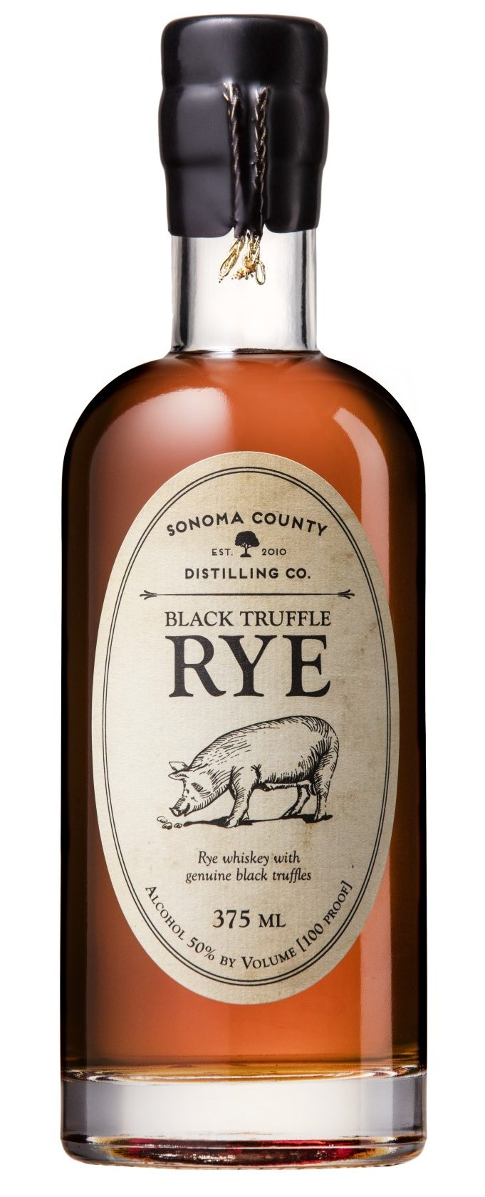 Sonoma County Distilling Co. Black Truffle Rye