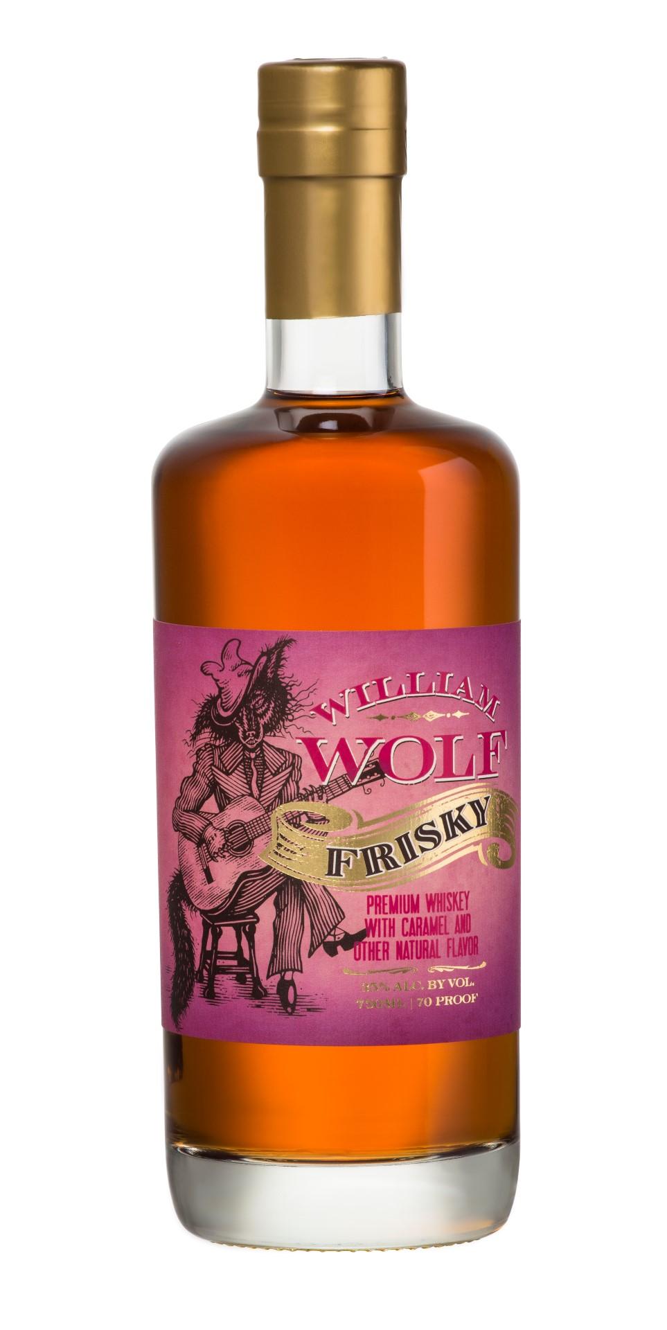 William Wolf Frisky Whiskey