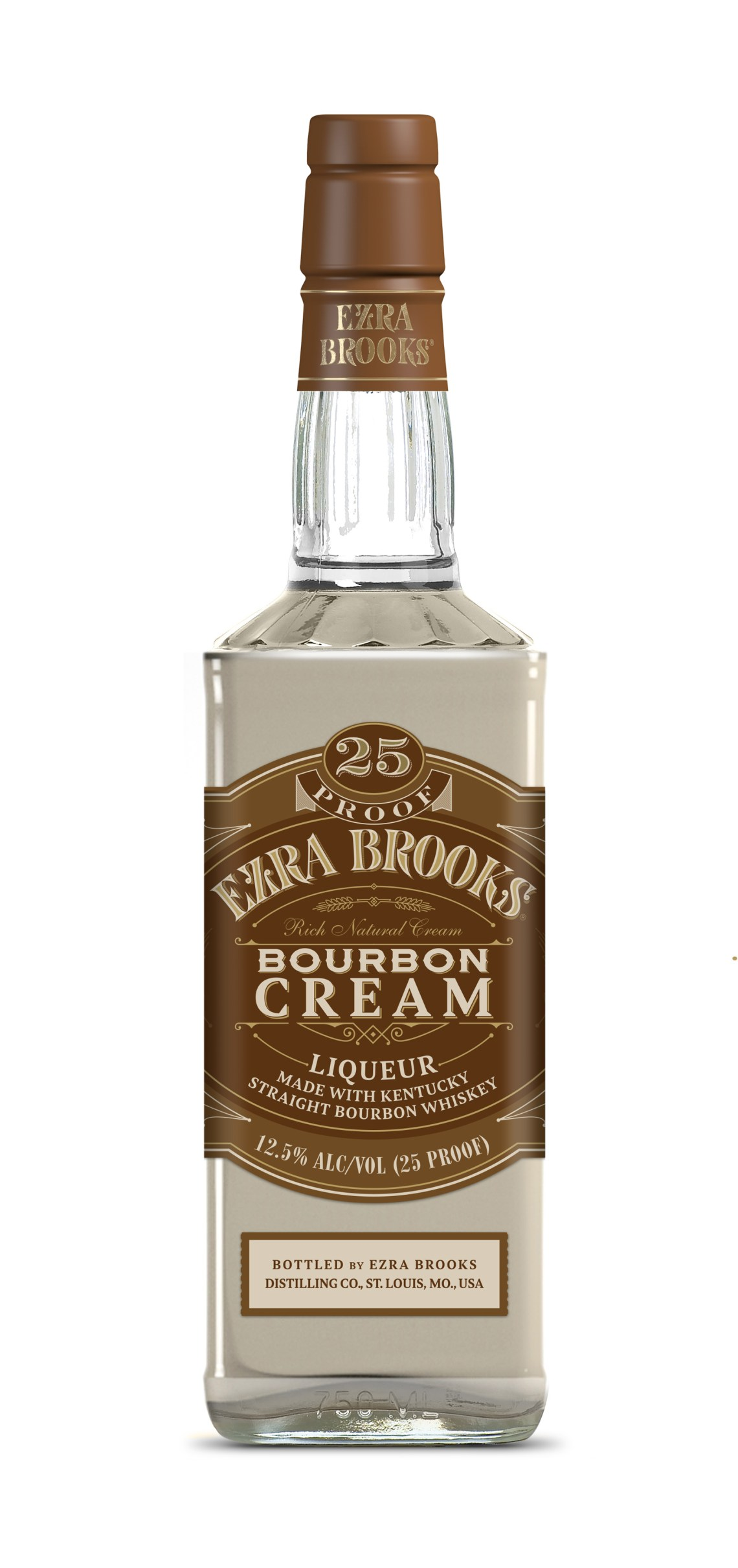 Ezra Brooks Bourbon Cream