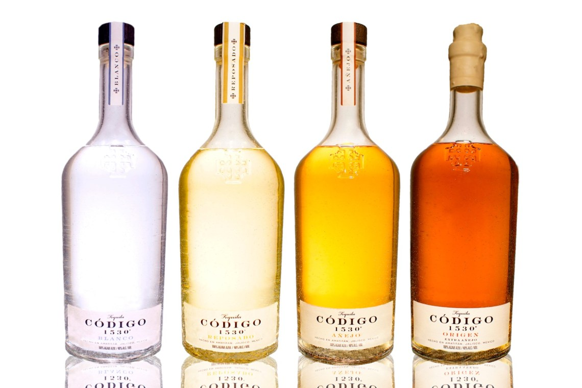 Tequila Codigo 1530 Blanco