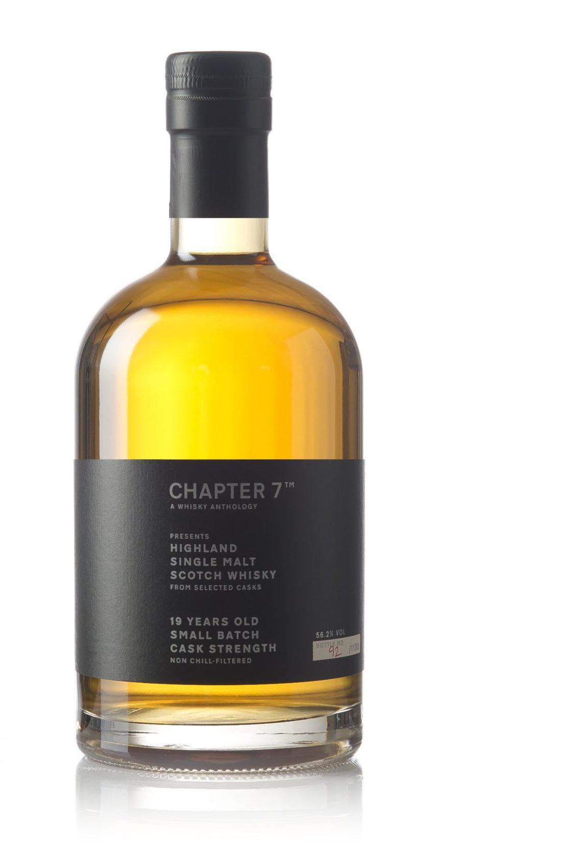 Chapter 7 Highland Single Malt Whisky 19 Years Old