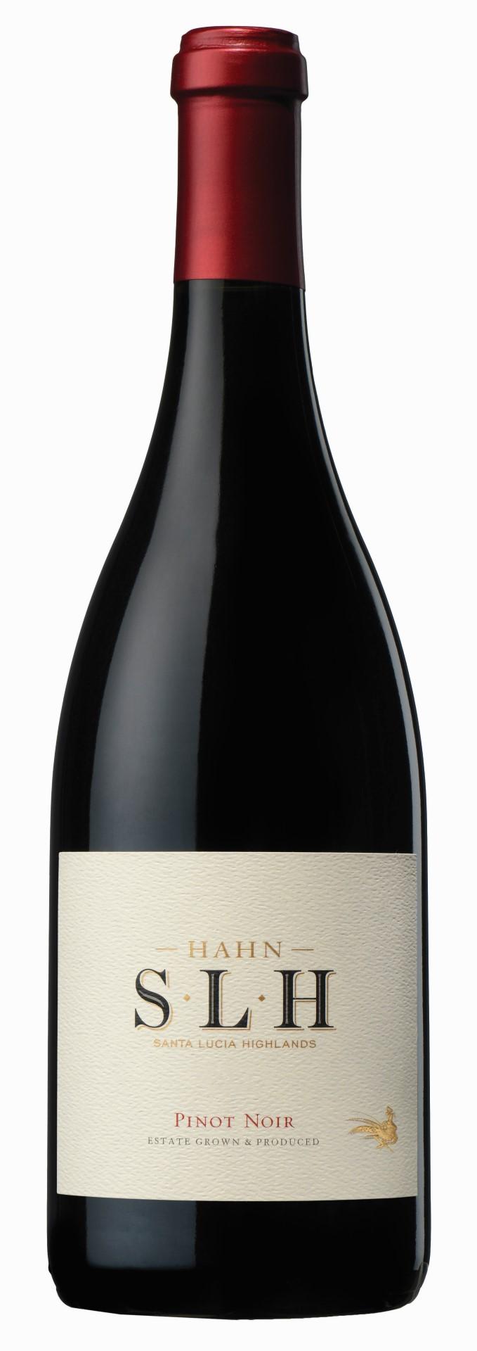 2015 Hahn SLH Pinot Noir Santa Lucia Highands