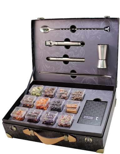 The Spice Lab Special Touch Premium Mixology Case