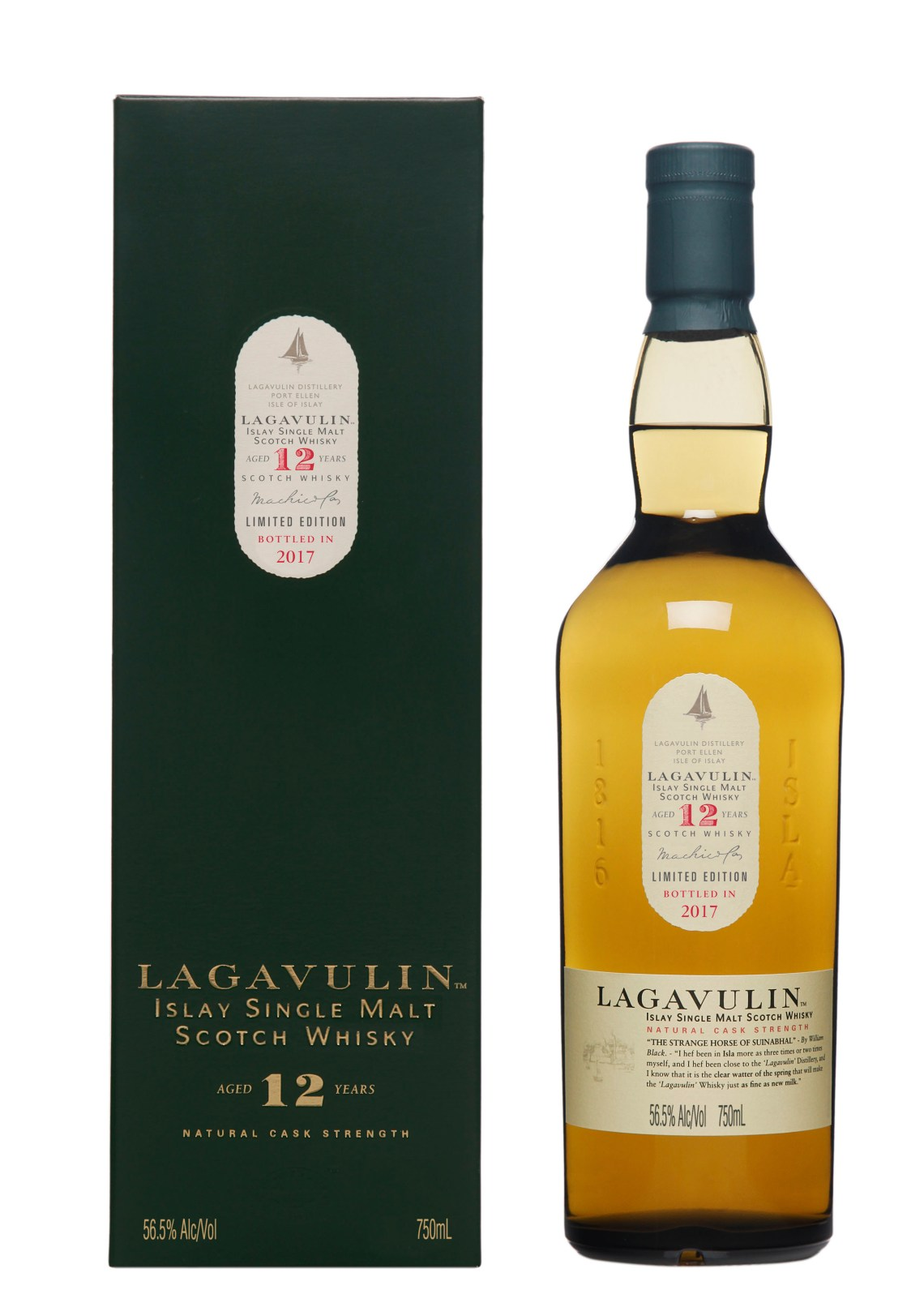 Lagavulin 12 Years Old Limited Edition 2017