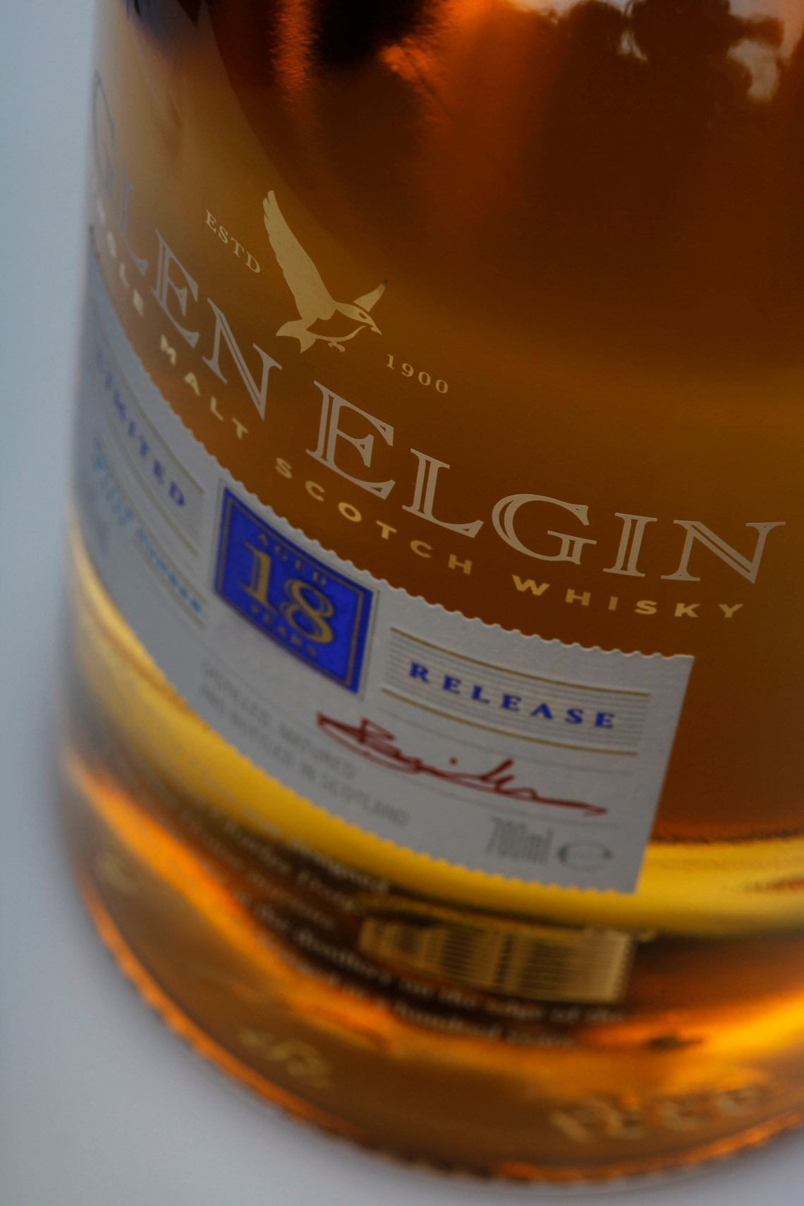 Glen Elgin 18 Years Old Limited Edition 2017