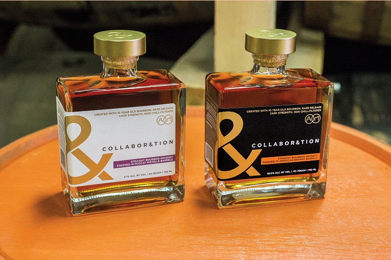Bardstown Bourbon and Copper & Kings Collabor&tion Rare Release Bourbon - Finished in American Brandy Barrels
