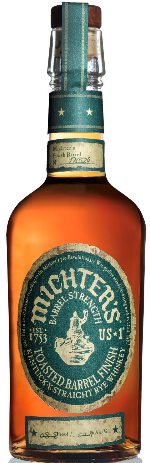 Michter's US-1 Toasted Barrel Finish Rye 2017