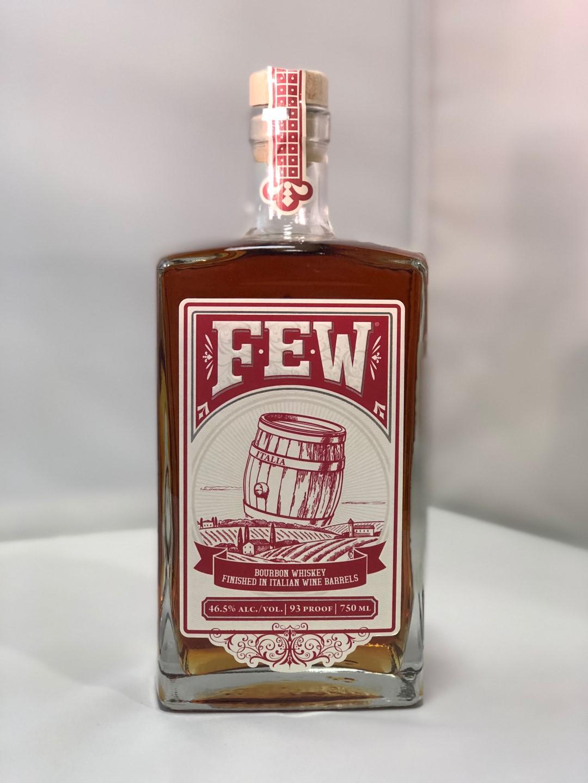 Review Few Spirits Single Malt Whisky Italia Bourbon