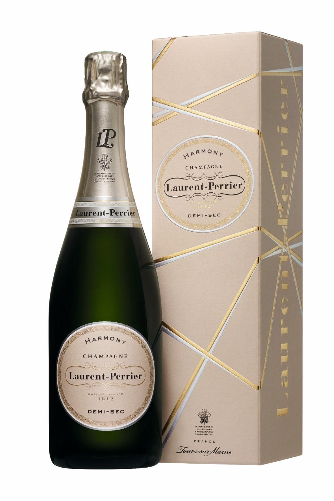 NV Laurent-Perrier ChampagneHarmony Demi-Sec