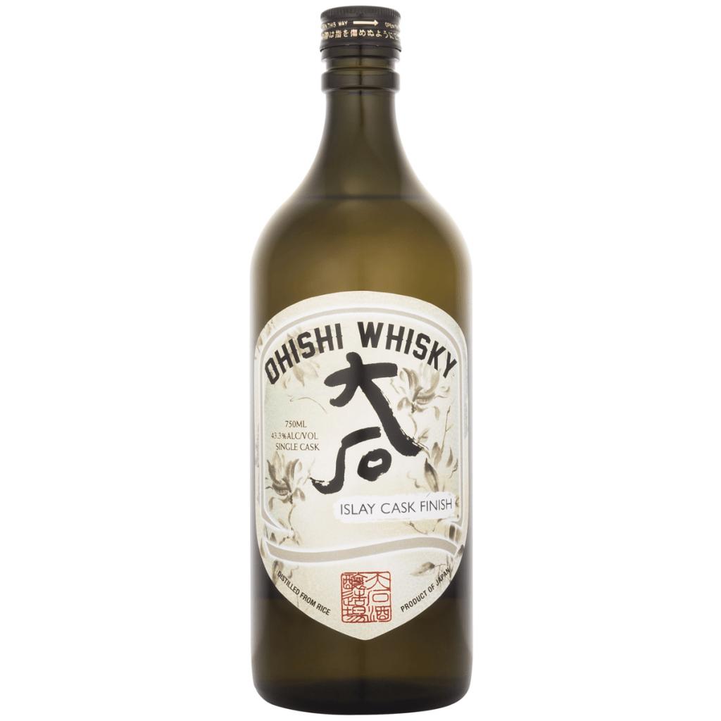 Ohishi Islay Cask Whisky