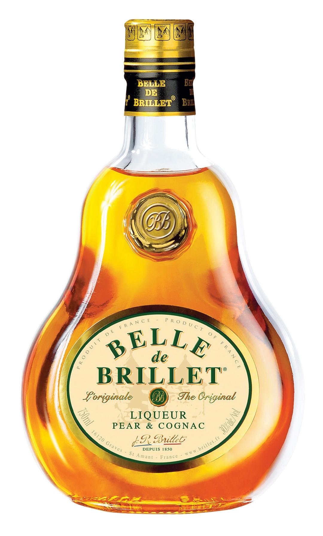 Belle de Brillet Pear & Cognac Liqueur (2018)