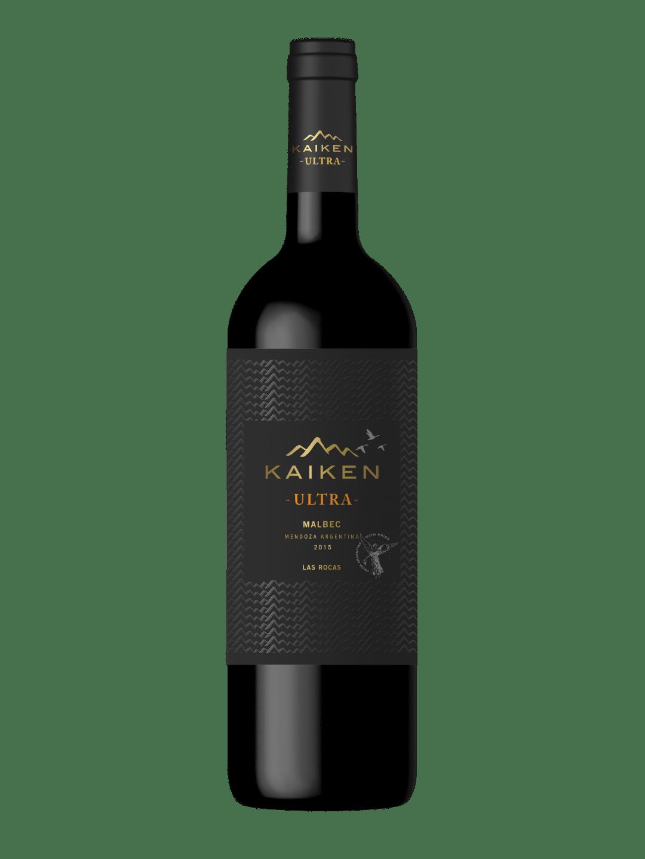 2015 Kaiken Ultra Malbec Mendoza Las Rocas
