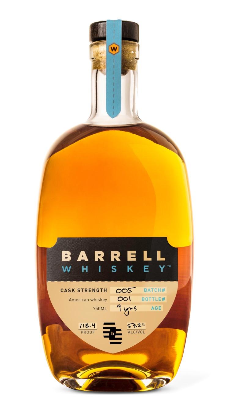 Barrell Whiskey Batch 5