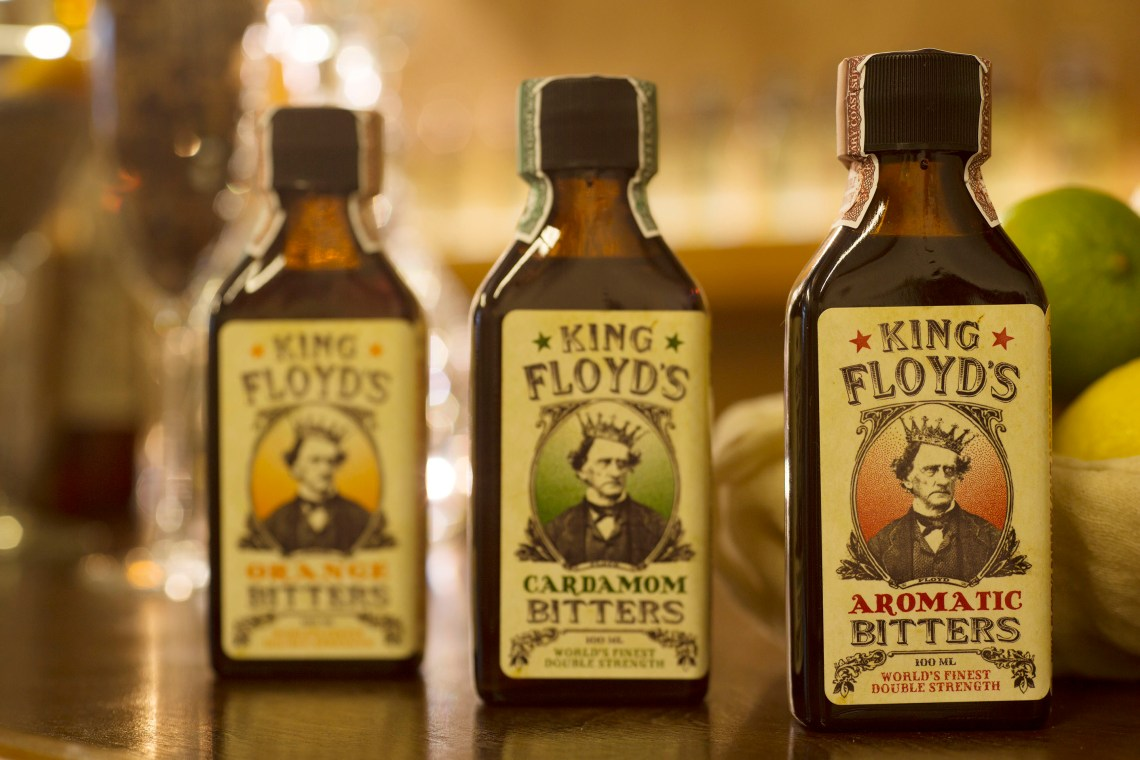 King Floyd's Aromatic Bitters