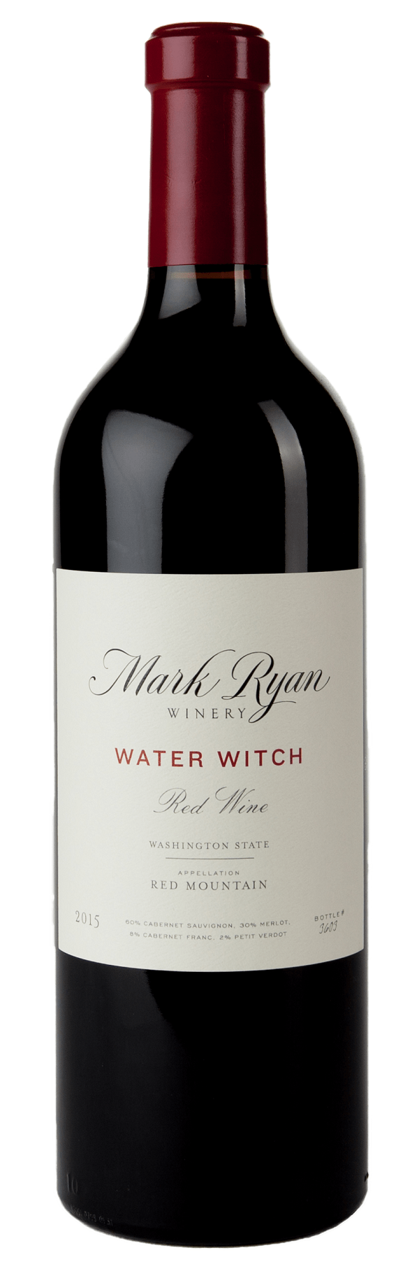 2015 Mark Ryan Winery Water Witch Red Wine Red Mountain