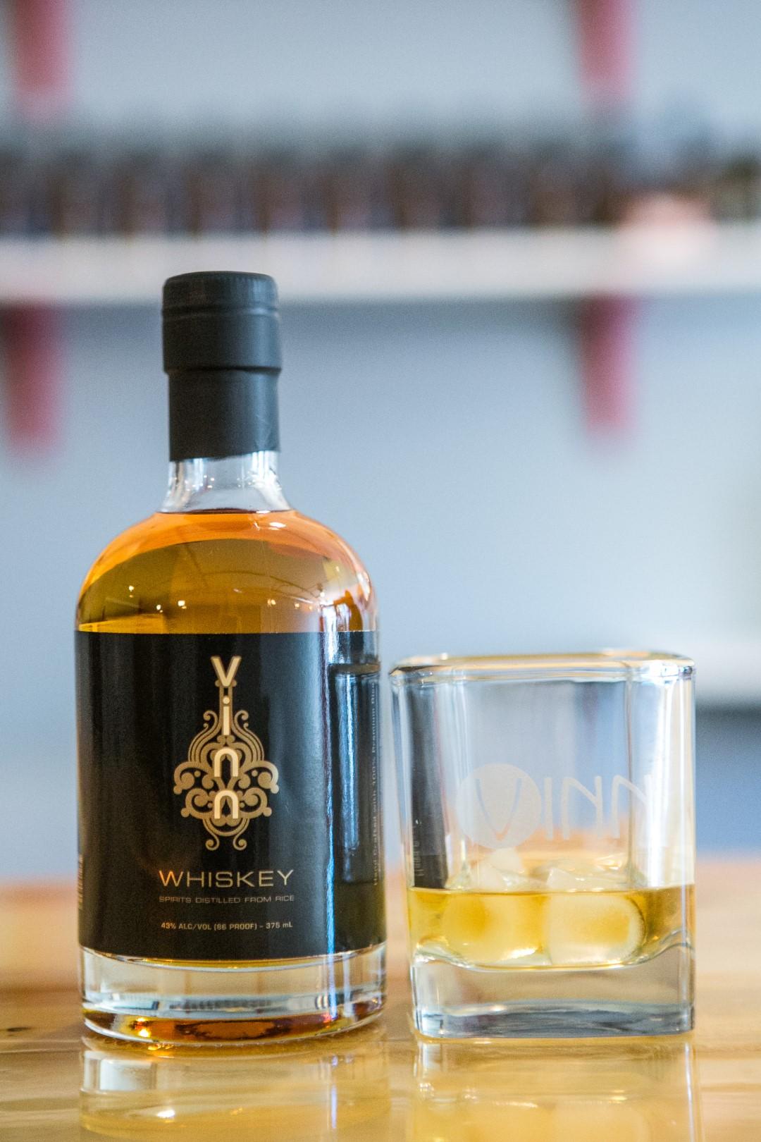 Vinn Distillery Whiskey